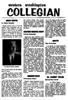 Western Washington Collegian - 1961 July 7