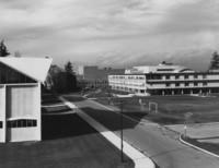 1965 Building Site for Bond Hall