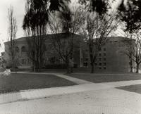 1973 Library: North Facade