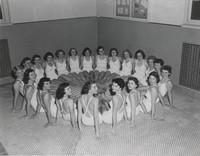 Blue Barnacles Swim Club Circular Group Photo