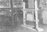 1943 Loom in Miss Kinsman's Third Grade Classroom