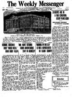 Weekly Messenger - 1921 December 16