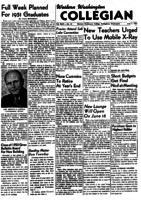 Western Washington Collegian - 1951 June 1