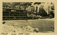 Lower Baker River dam construction 1924-12-29