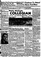 Western Washington Collegian - 1953 September 25