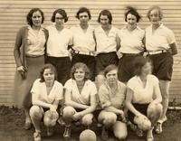 1931 Volleyball