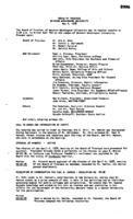 WWU Board minutes 1978 May