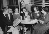 1955 Homecoming Coffee Hour