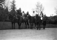 1934 Horseback Riding