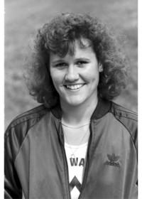 1987 [Unidentified Track Athlete]