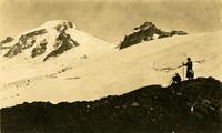 Grouse Ridge above Heliotrope Ridge