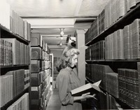 1947 Library: Glass Stacks