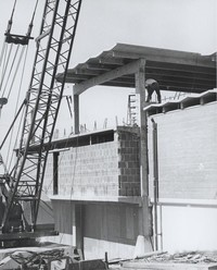 1969 Addition Construction