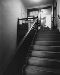 1965 Old Main: Staircase