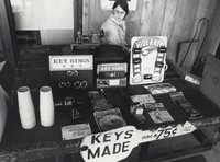1978 Vendors Row (Keys Made)