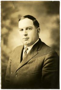 Portrait of George Downer