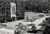 1970 Library: South Facade