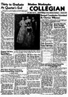 Western Washington Collegian - 1952 March 21
