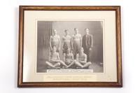 Basketball (Men's) Photograph: Bellingham State Normal School Team, 1906