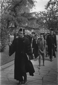 1973 Commencement