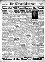 Weekly Messenger - 1927 December 2