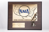 Track and Field (Women's) Plaque: NAIA District 1  Champions, 1986