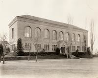 1948 Library: North Facade