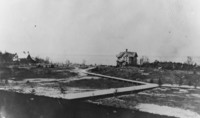 1899 View from Main Building Across High Street