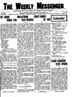 Weekly Messenger - 1917 March 31