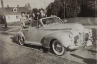 1943 Homecoming Court