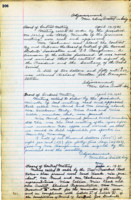 AS Board Minutes - 1921 May
