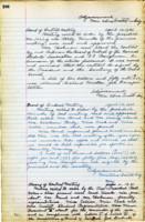AS Board Minutes - 1921 May