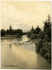 Nooksack River near Lynden, WA