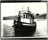 Steamer tug