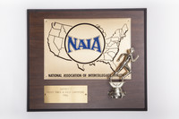 Track and Field (Men's) Plaque: NAIA District 1 Champions, 1986