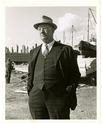 Charles Taylor of Northwestern Shipyard
