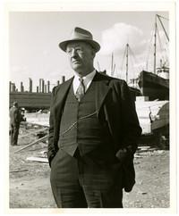 Charles Taylor of Northwestern Shipyard