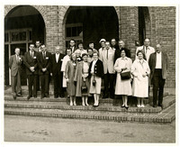 Pacific American Fisheries office employees of PAF headquarters at 401 Harris Avenue, Bellingham, Washington