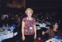 2007 Reunion--Bobbie Jaffe at the Banquet