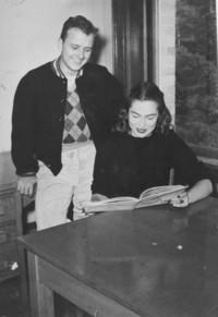 1946 Wade Haggard and Gloria Carey