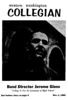 Western Washington Collegian - 1960 November 4
