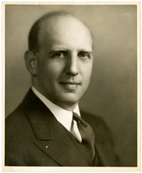 Portrait of George Comstock