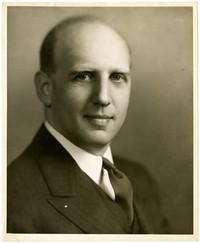 Portrait of George Comstock