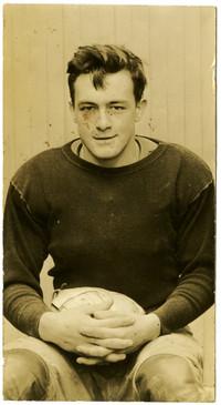 Fairhaven High School football player