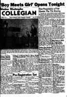 Western Washington Collegian - 1954 November 19