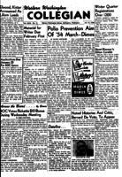 Western Washington Collegian - 1954 January 15