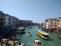 Venice Grand Canal - Italy