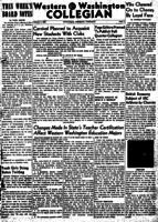 Western Washington Collegian - 1949 October 7