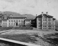 1902 Training School Wing of Main Building