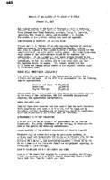 WWU Board minutes 1947 January